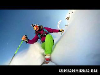 Презентационный ролик новой камеры GoPro HERO3