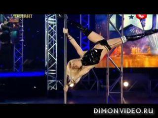 Украина имеет талант 5 - Анастасия Соколова
