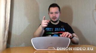Видеообзор беспроводной колонки JBL Onbeat Venue LT