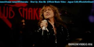 Whitesnake - Shut Up & Kiss Me (Official Music Video - Jaguar Edit)