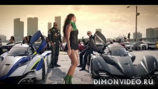 Pitbull ft. Flo Rida, LunchMoney Lewis - Greenlight