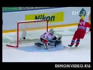 Гениальный буллит Дацюка (Outstanding penalty shot by Datsyuk)