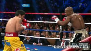 Floyd Mayweather, Jr. vs. Manny Pacquiao / Флойд Мэйвезер - Мэнни Пакьяо