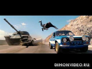 Fast & Furious 6 - Extended First Look