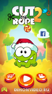 Cut the Rope 2 1.11.1