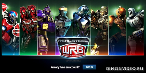 Real Steel World Robot Boxing 52.52.124