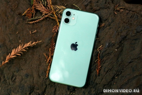 Iphone 11 - немного слов о хваленом IP68