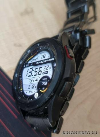 Samsung Galaxy Watch 4 - как я их использую.