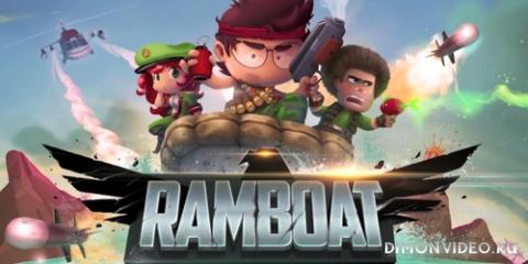 Ramboat - Oффлайн игра - бег и стрельба 4.2.1
