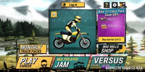 Mad Skills Motocross 2 2.26.3488