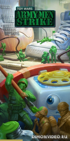 Army Men Strike 3.47.0