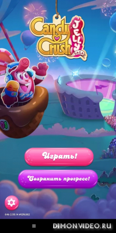 Candy Crush Jelly Saga 2.71.6