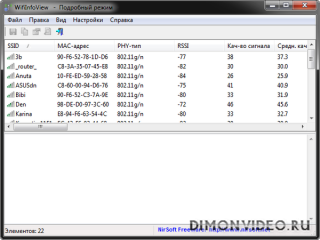 WifiInfoView 2.31