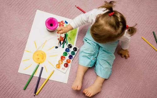 Творчество для детей дошкольного возраста