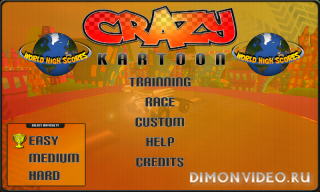 Crazy KartOON