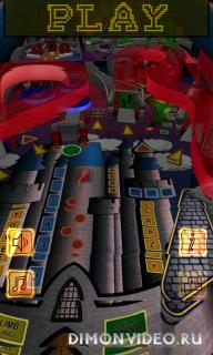 Pinball Crazy Castle