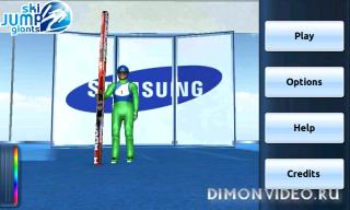 Ski Jump Giants