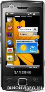 Samsung B7300 Omnia