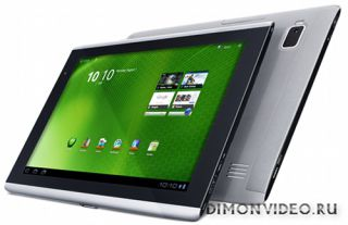 Acer Iconia Tab A500 16 гб