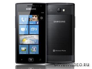 Samsung GT-I8350 Omnia W