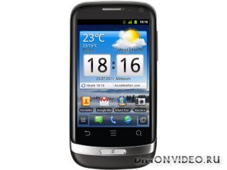 Huawei IDEOS X3 (U8510)
