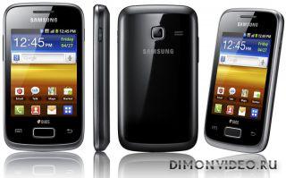 Samsung S5380 Wave Y