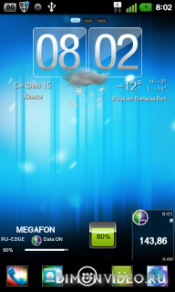 Ultimate ICS GO Launcher PRO 1.8