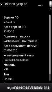 Symbian Gloria 4 by Proenikxs