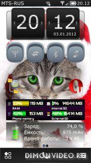 Symbian Belle Mod by RESSSPEKT для Nokia N8