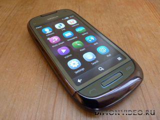 Чистая Symbian Belle Nokia C7
