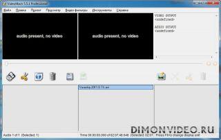 VideoMach Professional